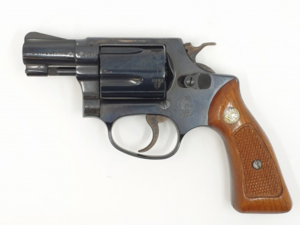 Smith & Wesson Revolver