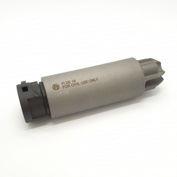 ASE UTRA SL5i-BL .308 Low Pressure ohne Flash Hider