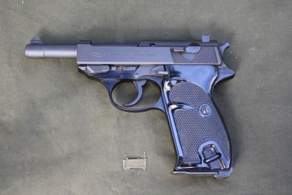 Walther P4 (Deutschland)