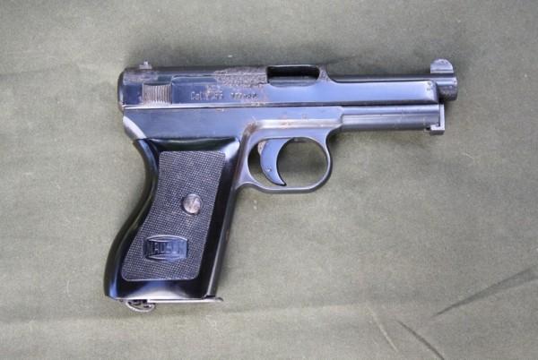 Mauser Mod. 34 (Deutschland)