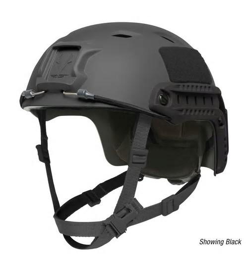 Helm Ops-Core Fast Bump M/L schwarz