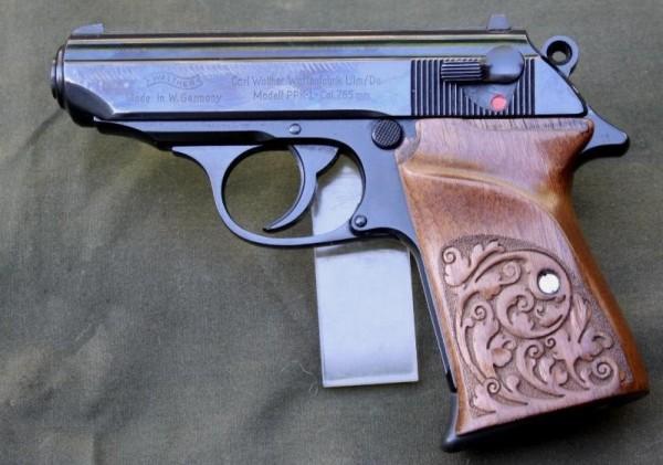 Walther PPK Ul (Deutschland)
