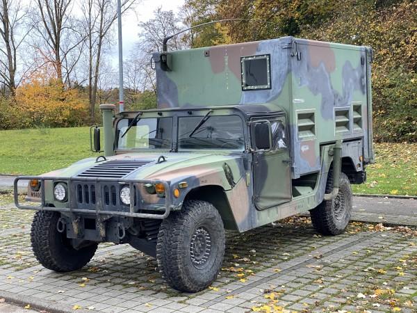 2004 HMMWV M1123