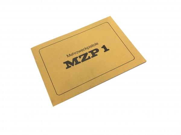 Kurzanleitung MZP1 Heckler und Koch
