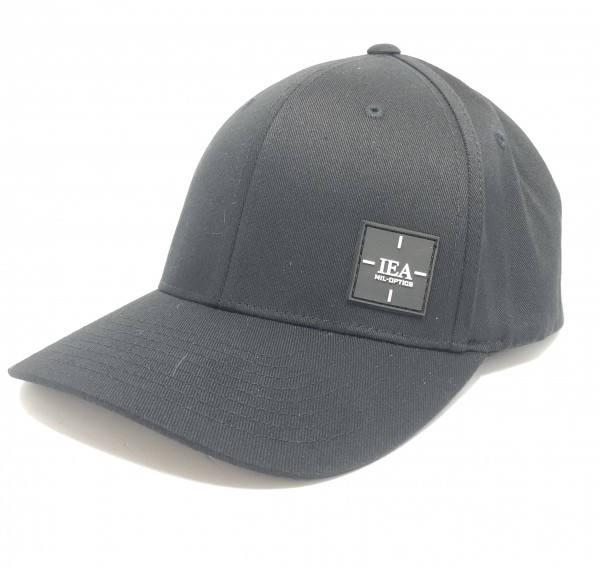 IEA Cap / Mütze Flexfit L-XL schwarz