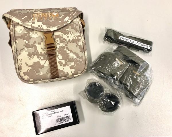 Fernglas Steiner Mil 8x30 R Marines mit Tasche
