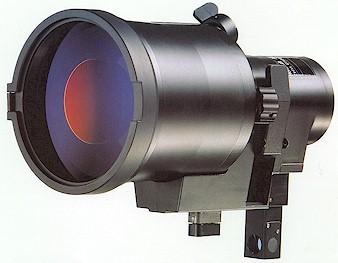 Hensoldt NSA80 f. HK G36