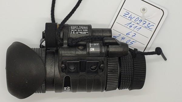 NT940 MUM-14 MINI-14 Nachtischtgerät