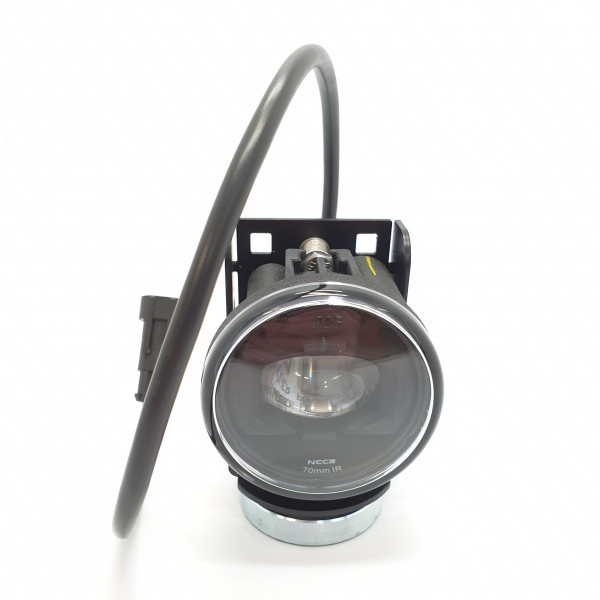 Nolden IR LED 70mm Mono-Scheinwerfer inkl. Magnet-