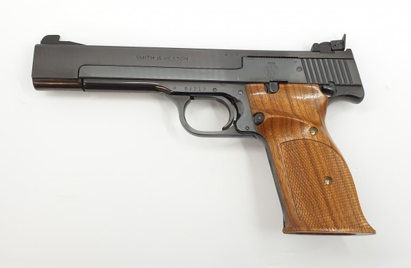 Smith & Wesson Mod. 41