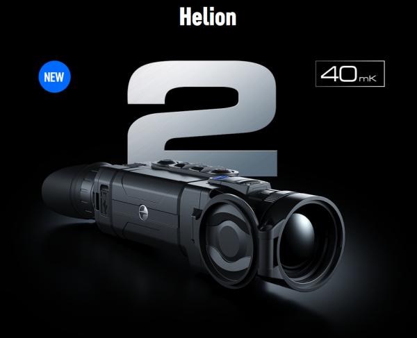 Wärmebildkamera Pulsar Helion 2 XP50