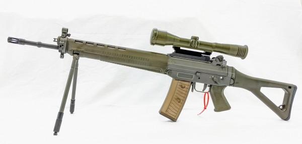 SIG 550 mit ZF