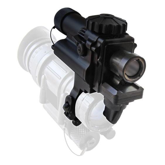 Thermoteknix Clip-IR XD Fusionsaufsatz
