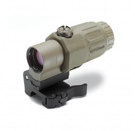 EOTech G33 STS Magnifier, tan