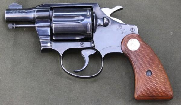 Colt Mod. Agent (USA)