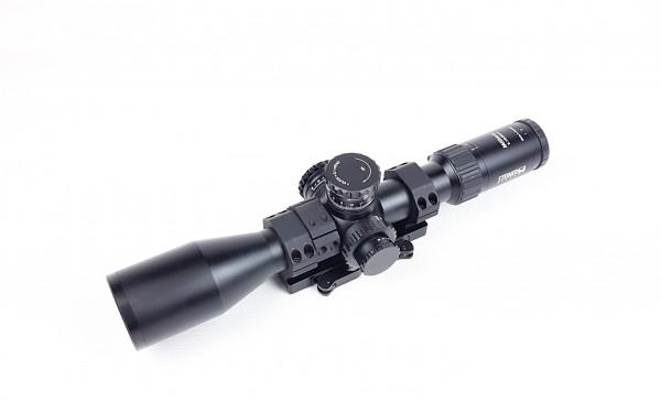 Steiner M5Xi 3-15x50 MSR, m. Montage