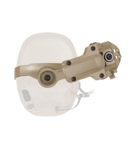 Ops-Core Headset Helmet Rail Mount tan 1000440-00