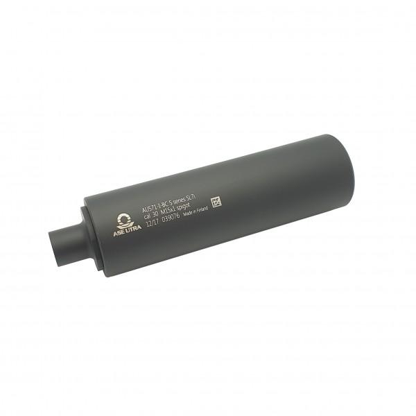 ASE UTRA SL7i .30 M15x1 Spigot Cerakote Black