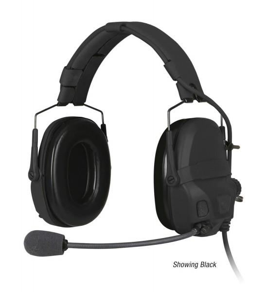 Ops-Core Headset AMP NFMI Black N101153-02-0201
