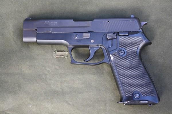 SigSauer P220 (Deutschland)