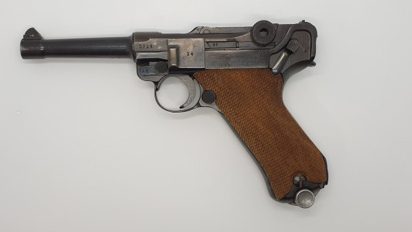 Mauser P08