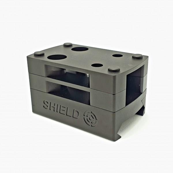 Picatinnymontage Shield SMS/RMS m. vari. Höhe