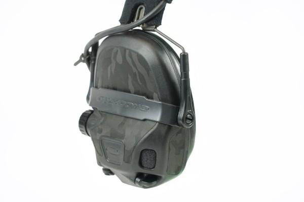 IEA Stickerkit AMP Black Camouflage
