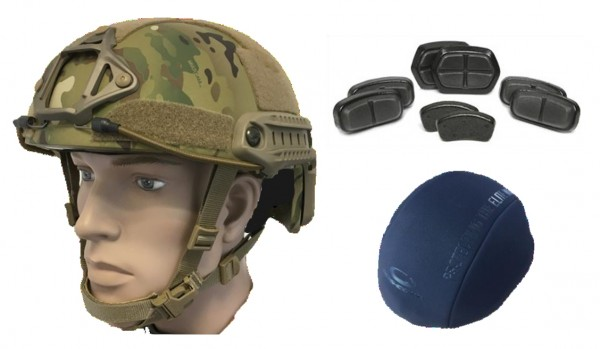 Helm Ops-Core Ballistic Fast XP High Cut L mulitcam
