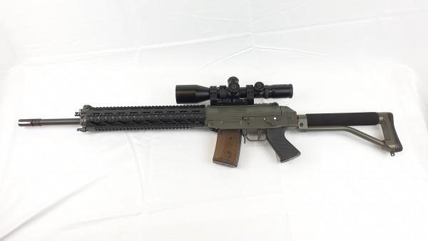SIG 550 mit ZF SuB 3-12x50 PMII