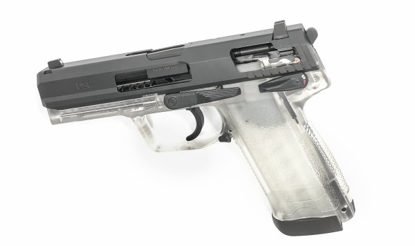 Heckler & Koch USP 9mm Schnittmodell