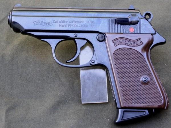 Walther PPK Ulm (Deutschland)