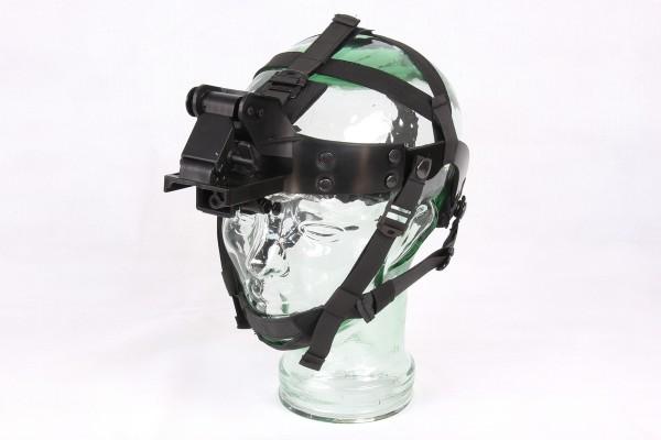 Kopfhalterung klappbar, Bajonett (NT910/PVS7)