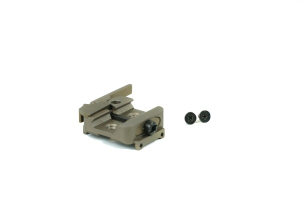 EOTECH EXPS2 / EXPS3 Picatinny Montage tan