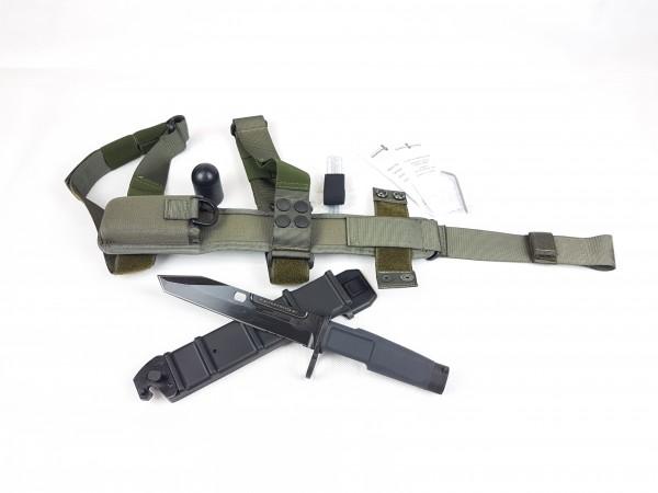Extrema Ratio Fulcrum Bajonett für Heckler und Koch HK416