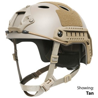 Helm Ops-Core Carbon tan M/L