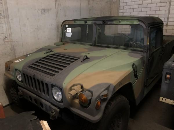 HMMWV M998 NOS Humvee