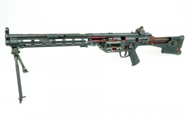 Heckler und Koch HK21 Schnittmodell
