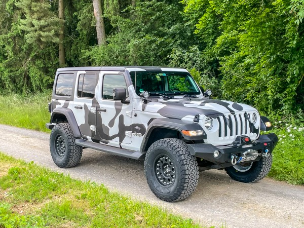 Hutchinson Beadlock Felgen Sonderpreis Jeep Wrangler JL JK
